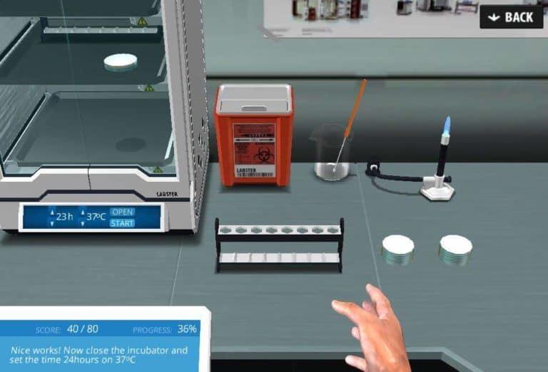 Bacterial Isolation Incubator