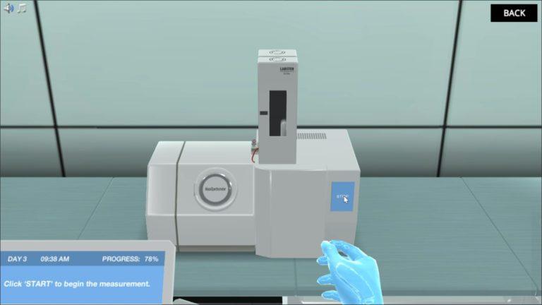 micropollutant concentration measurement