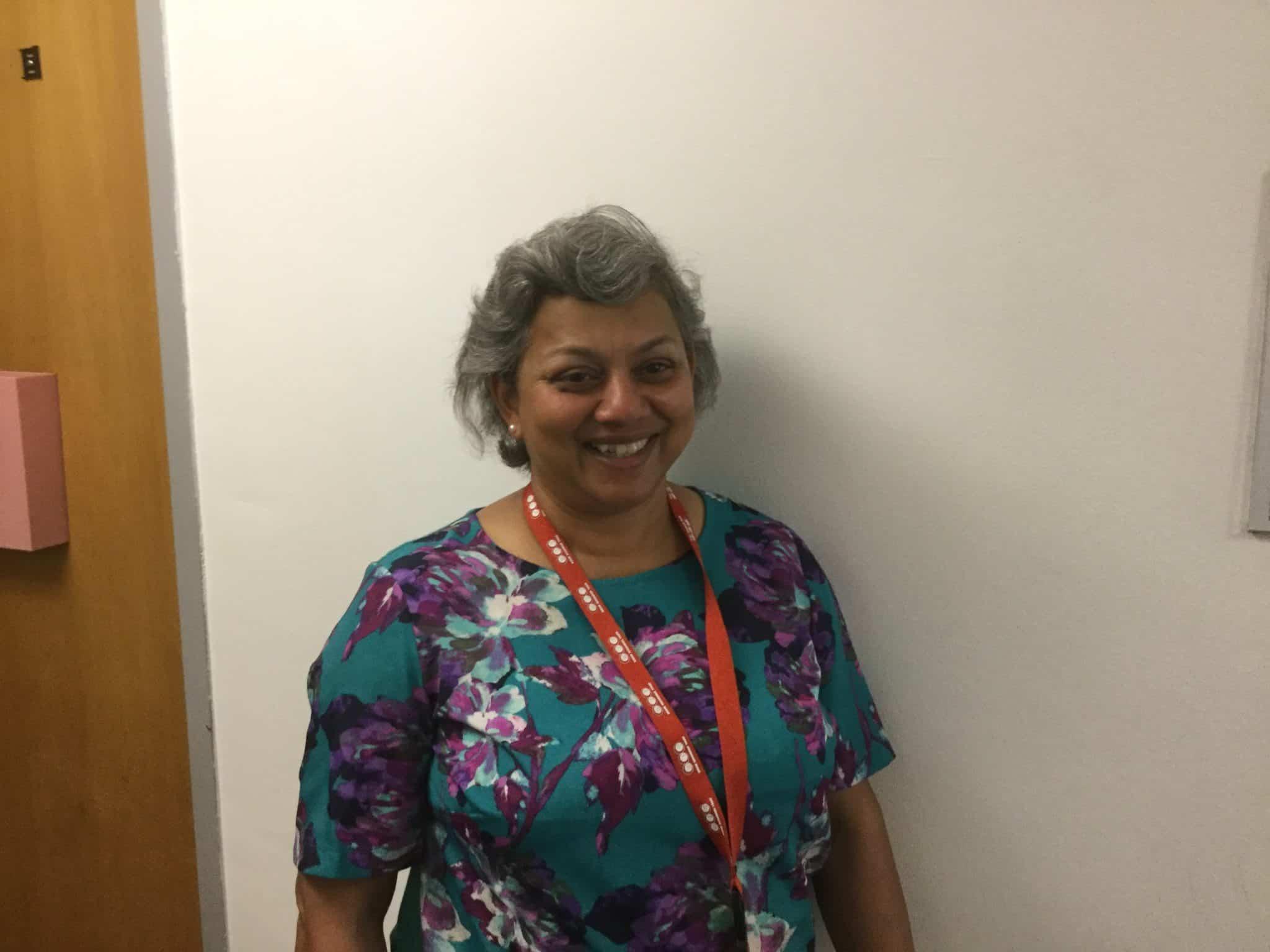 Dr Carol D'Souza