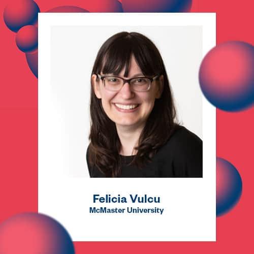 Portrait of Felicia Vulcu