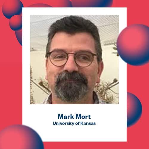 Portrait of Mark Mort