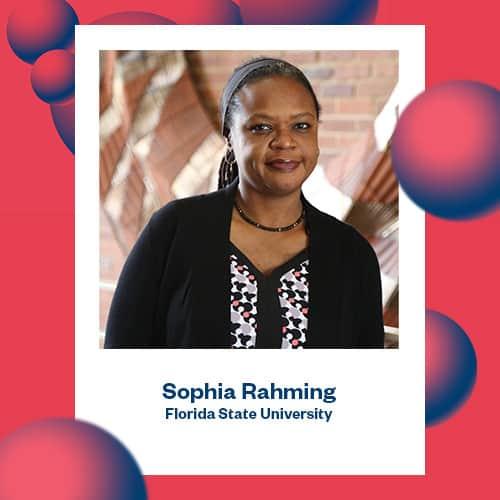Portrait of Sophia Rahming