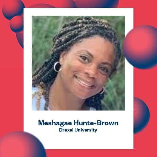 Portrait of Meshagae Hunte-Brown