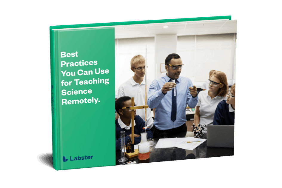 Whitepaper - Best Practices for Teaching Science Remotely