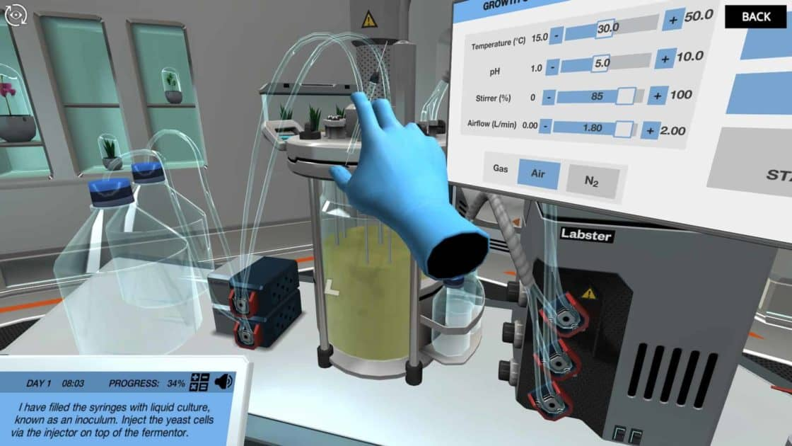 image from fermentation virtual lab