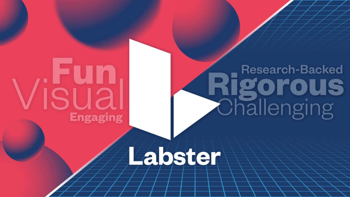 Labster is fun and challenging