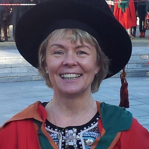 Professor Therese Uniacke-Lowe