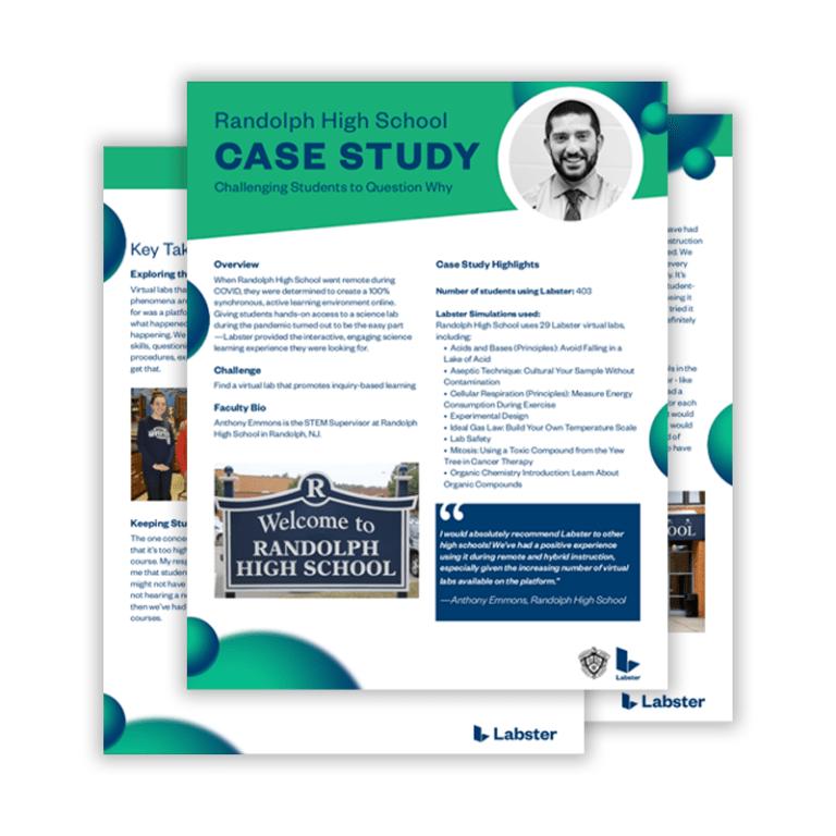 Labster - Randolph High School Case Study