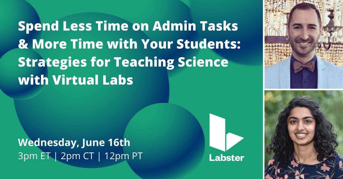 Flexible Teaching - Labster Webinar - June 16