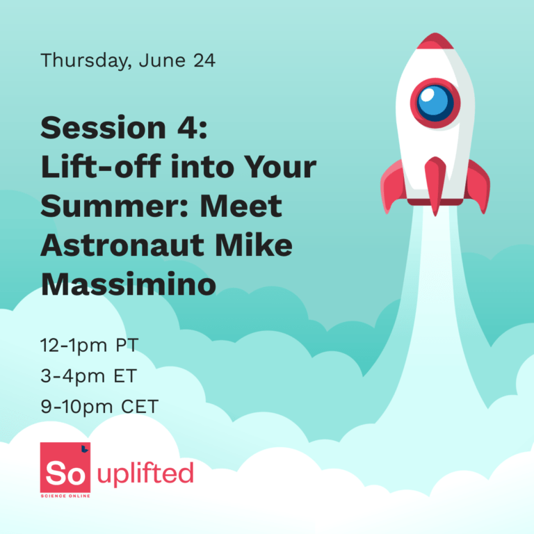 Labster - SO: Uplifted - Keynote: Meet Astronaut Mike Massimino
