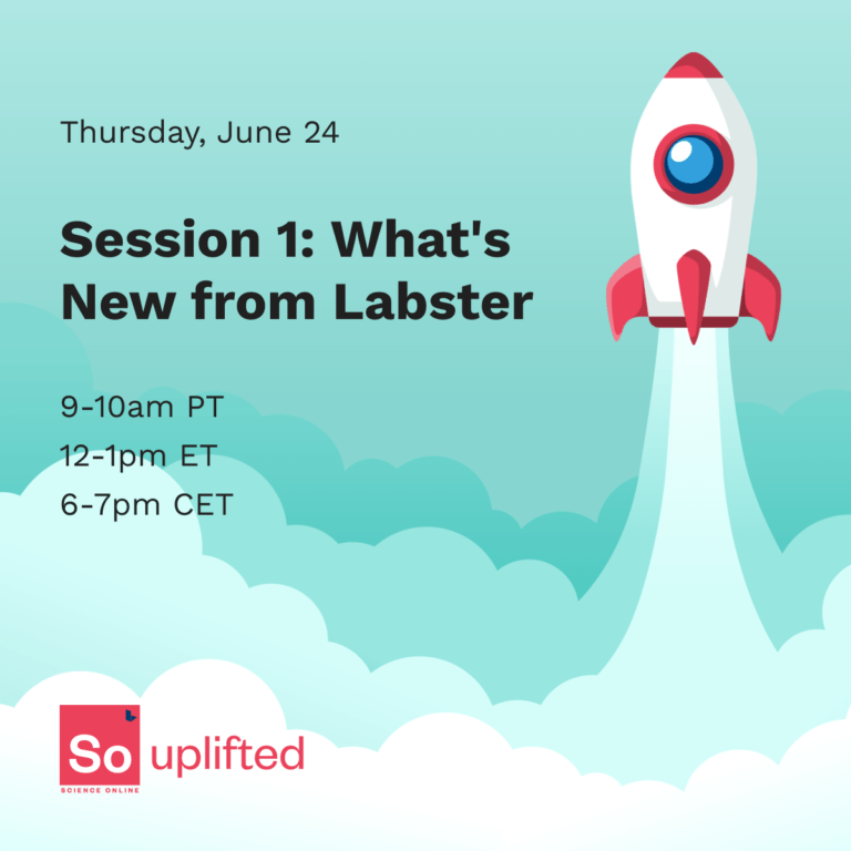 Labster - SO: Uplifted - What's new from Labster