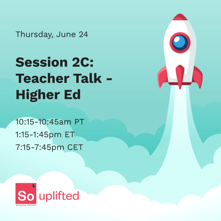 Labster - SO: Uplifted - Teacher Talk - Higher Ed